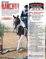 APHA/ASHA Cowtown Ranch Classic